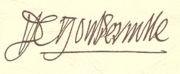 Signature de Gouberville.jpg