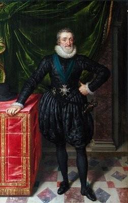 Frans Pourbus le Jeune, Henri IV (1553-1610) , roi de France, en costume noir.jpg