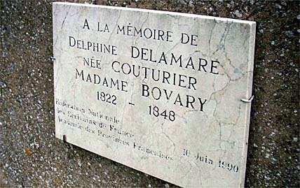 Emma Bovary, Delphine Couturier