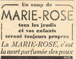 marie-rose,armand salacrou,herboriste,le havre