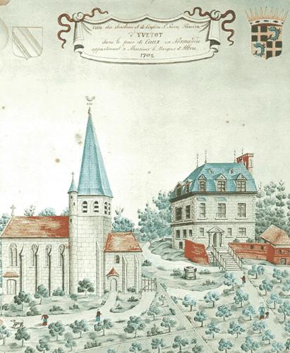 À Yvetot Trois Blessés Après La Chute D Un Balcon: Il était Un Roi En Pays De Caux... : PASSION GENEALOGIE Et
