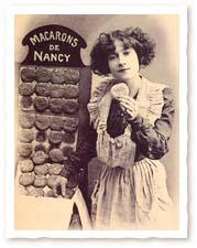 macarons,macarons de nancy,histoire du macaron,les soeurs macarons