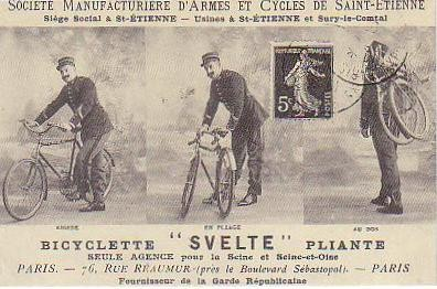 BICYCLETTE GARDE REPUBLIC..JPG