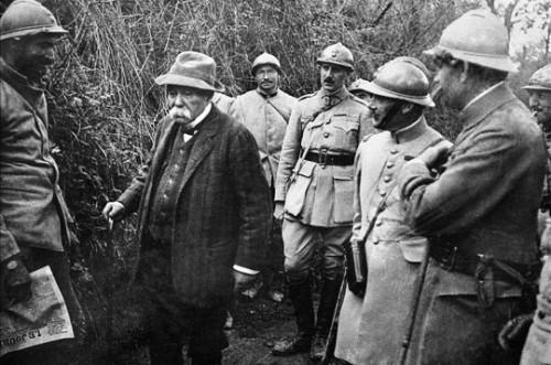 Clemenceau, le Tigre, le Père la Victoire, guerre de 14-18
